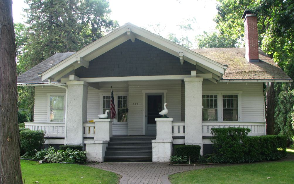 City of De Pere / Document Center / Otto and Hilda Gretzinger House