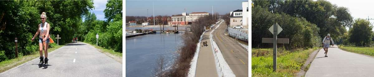 fox river trail de pere