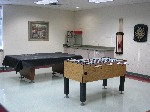 Community Center Game Room