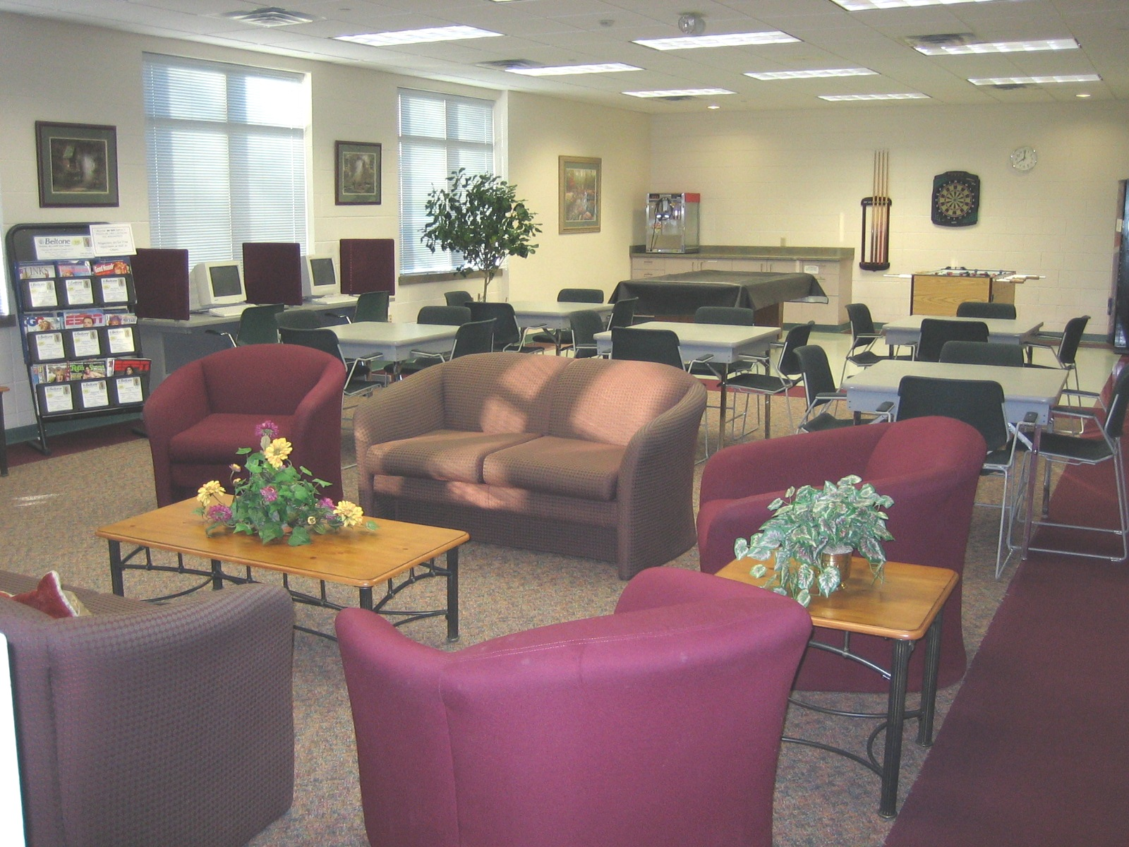 Lounge Game Room